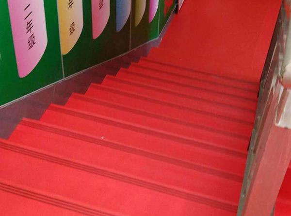 楼梯踏步效果展示
