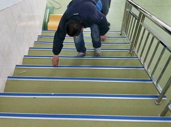 楼梯包角效果展示